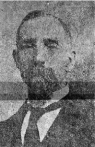 This photo was from James Spence's obituary in the Carthage Press. The obituary was dated March 13, 1922