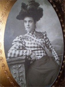 Gertrude DeLashmutt Warfield (1875-1966)--Howard's maternal grandmother. She lived in Sykesville, Maryland.