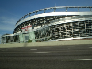 Sports Authority Field at Mile High, Denver, Colorado
