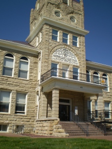Huerfano County, Colorado Courthouse, Walsenburg, Colorado
