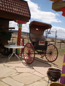 Old Buggy in South Colorado