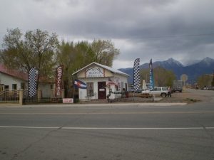 Fudge Shop in Blanca, Colorado