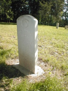 John Jones (1794-1843)--Photo taken at the Moss Springs Cemetery, Jasper County, Missouri, May 2001
