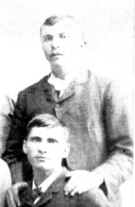 "John William Spence (1864-1935) and Daniel Wayne ""Tucker"" Spence (1859-1940)"