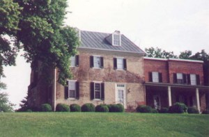 Calvert Manor in Maryland. Photo taken May 1992.