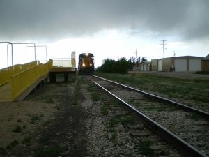 Photo taken at Fort Garland, Colorado June 2009
